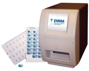 EMMA remote medication mgmt