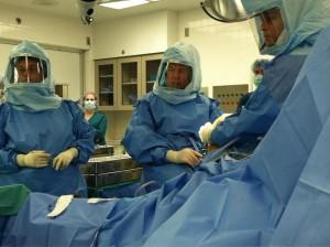 Elkhart General Hospital live tweet knee surgery
