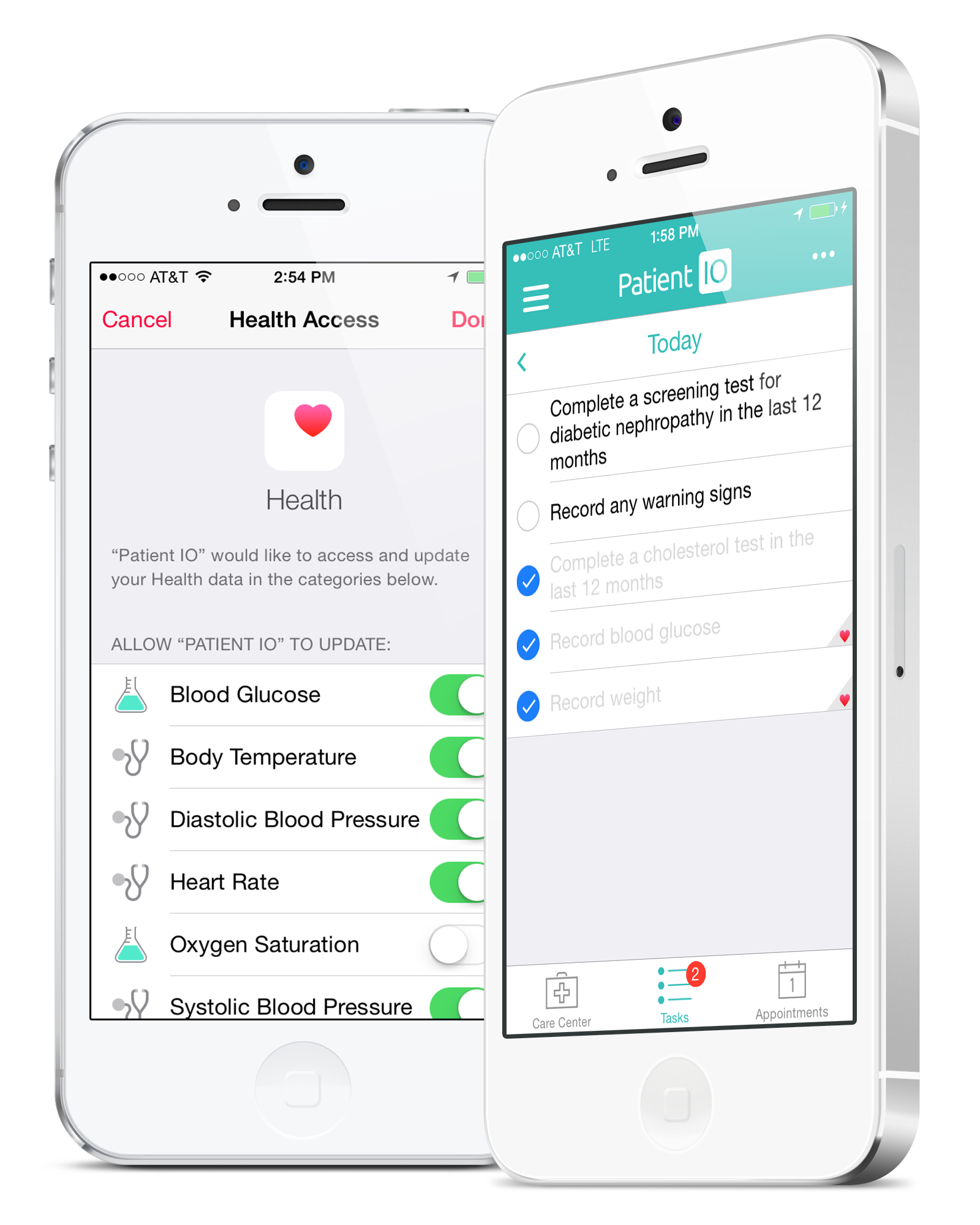 Mobile care plan platform Patient IO among apps to integrate with Apple's HealthKit