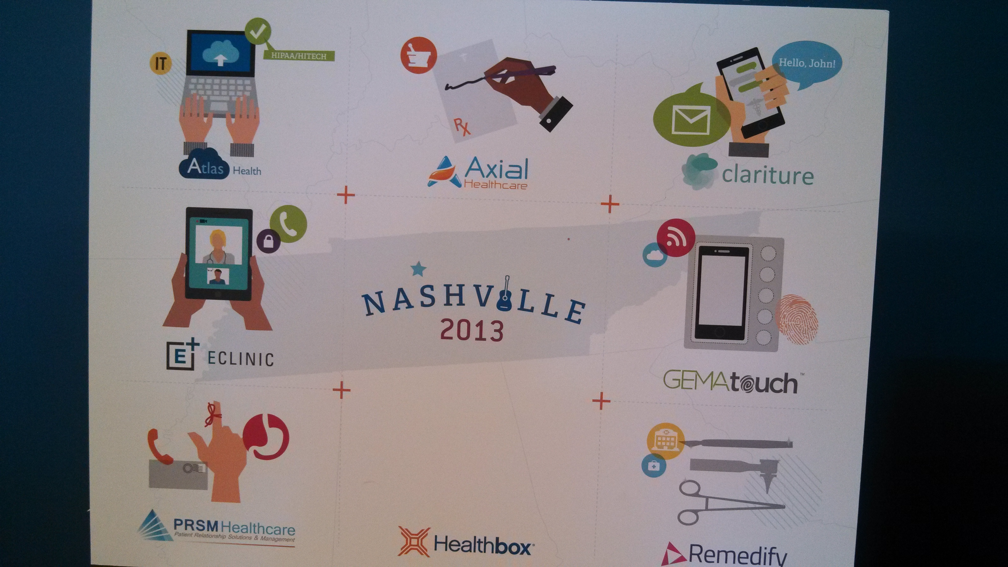 Three best lines from the all HIT all the time Healthbox demo day in Nashville