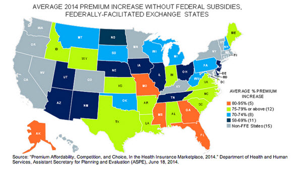 Obamacare subsidies by the numbers – who gets how much?