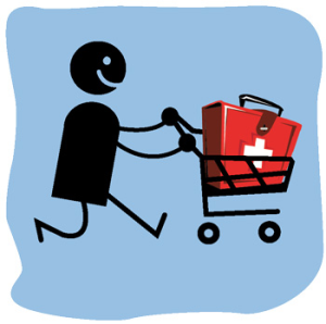 Health Exchange art