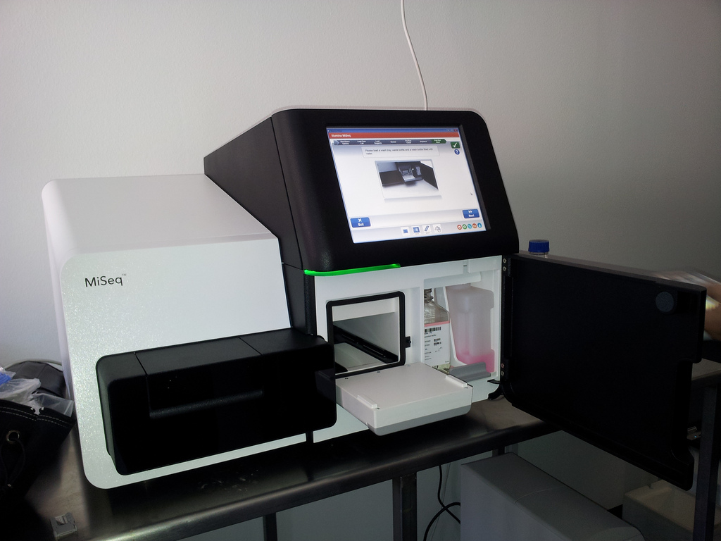 Illumina, Chinese biotech co-develop NGS technology for non-invasive prenatal testing