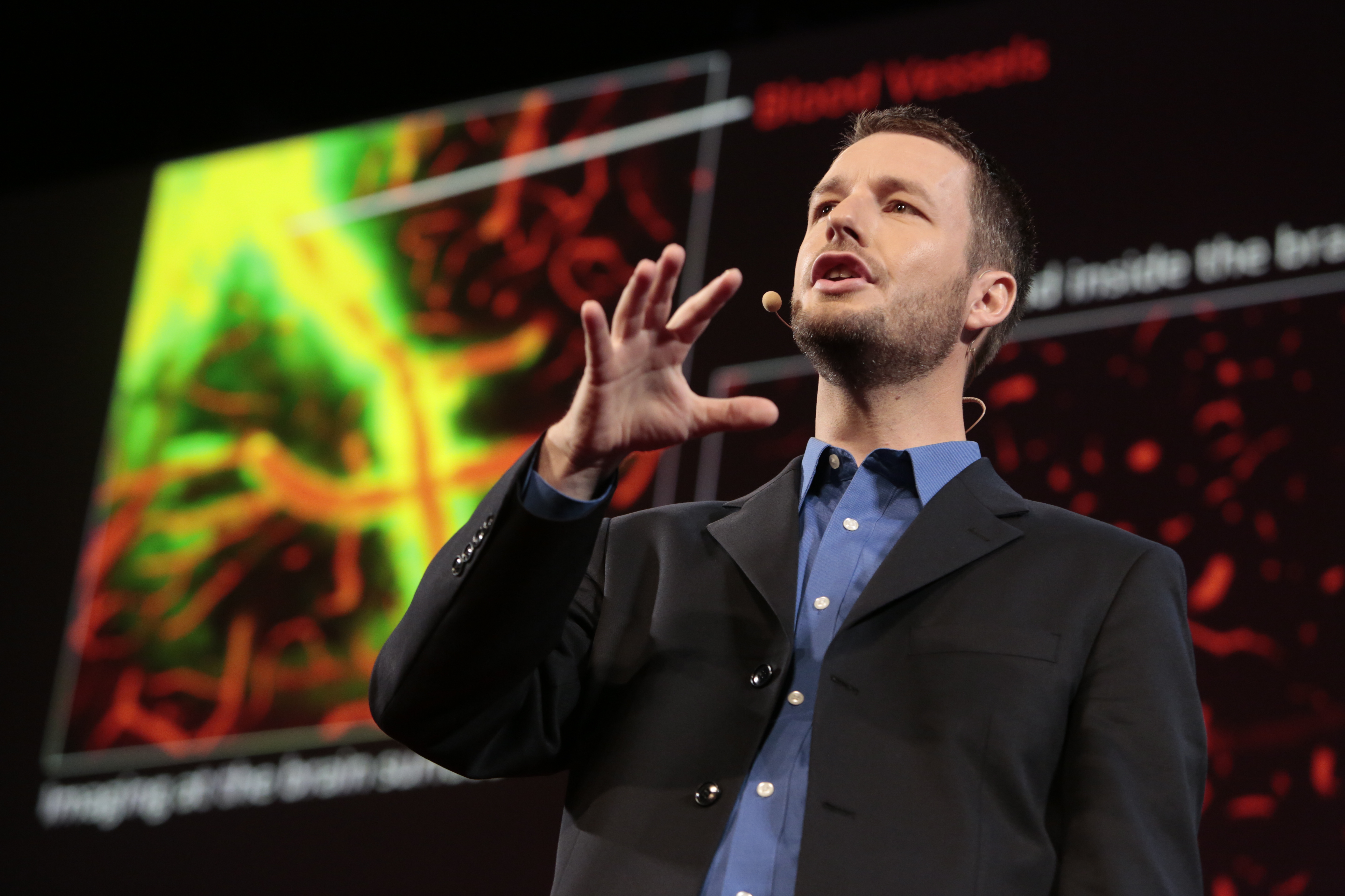 TEDMED highlights contrast powers of the body with human frailty (video)