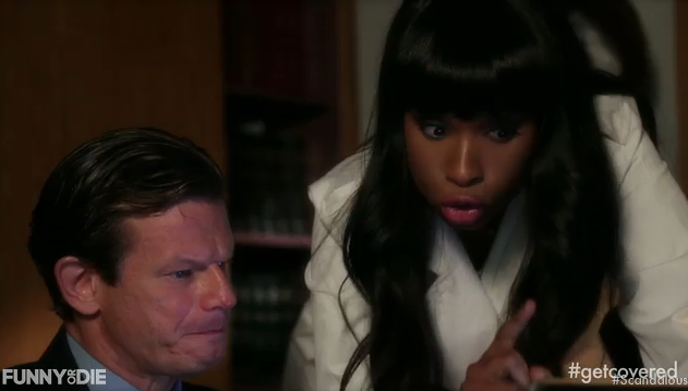 "Funny or Die makes a pro-Obamacare PSA starring Jennifer Hudson as a ""scandal fixer"""