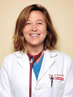 Dr. Leslie Saxon