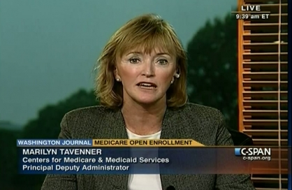 CMS finally has a leader as Senate confirms Tavenner