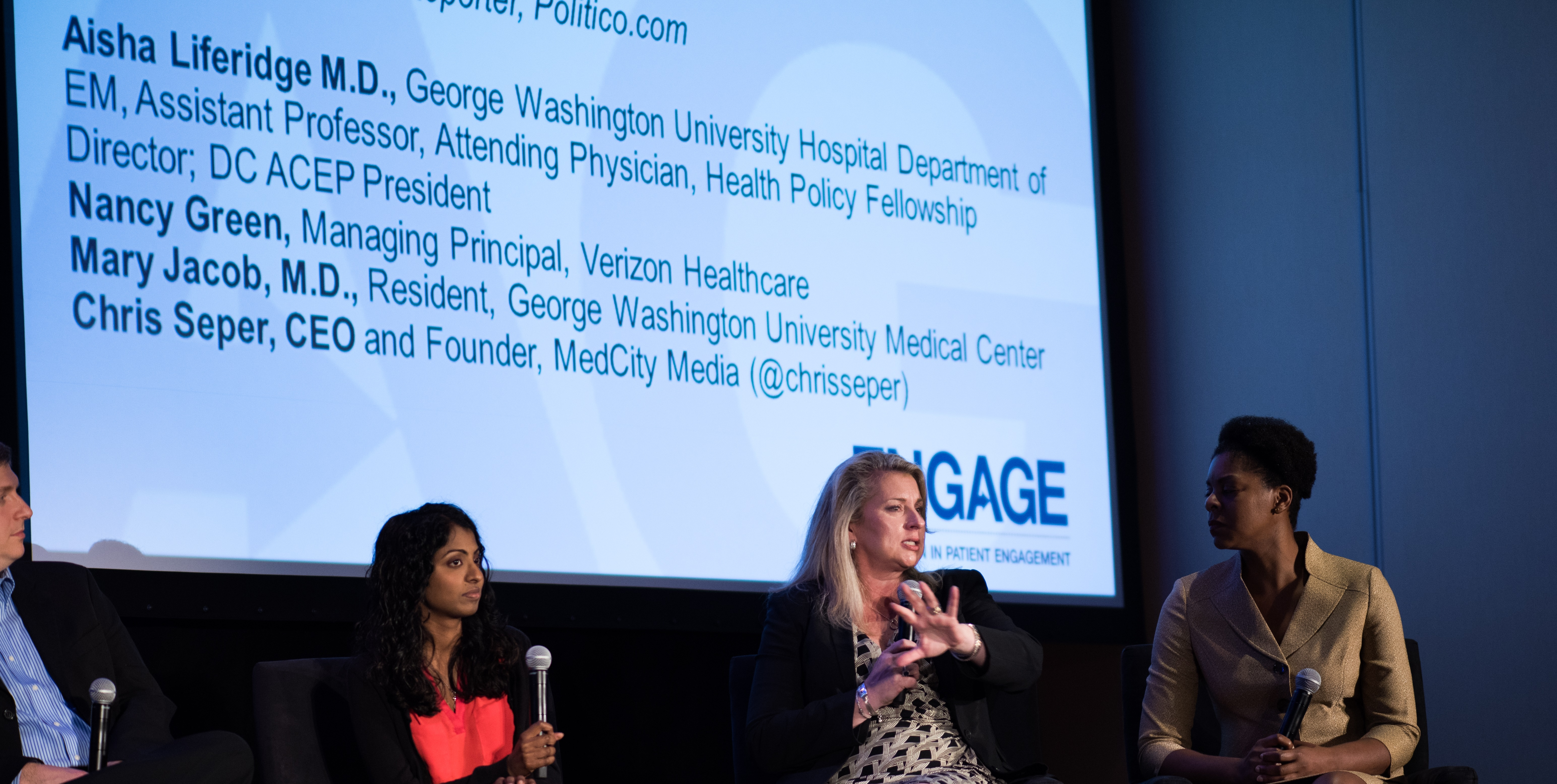 MedCity ENGAGE begins with red carpets, independent films and healthcare's hard realties