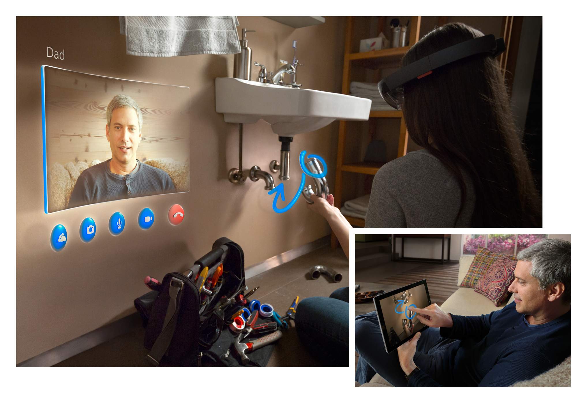 What could Microsoft HoloLens do for healthcare?