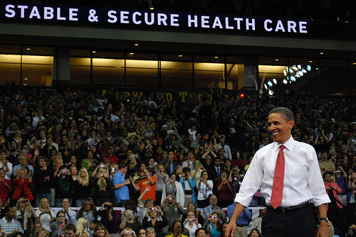 President Barack Obama gets bill giving docs temporary Medicare fix