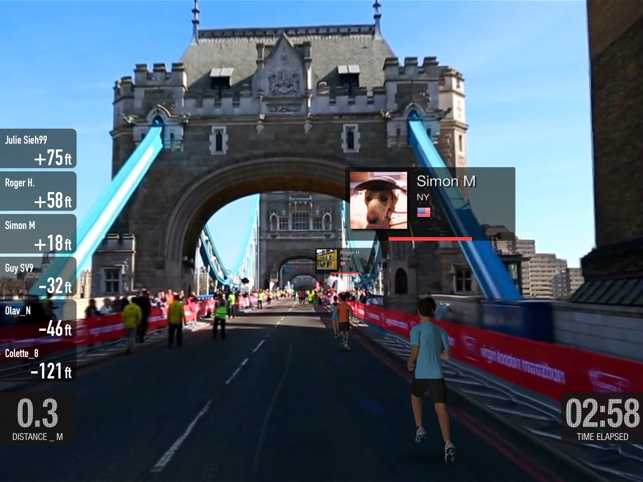 Travel the world on a treadmill (and beat the boredom) with a virtual reality exercise app
