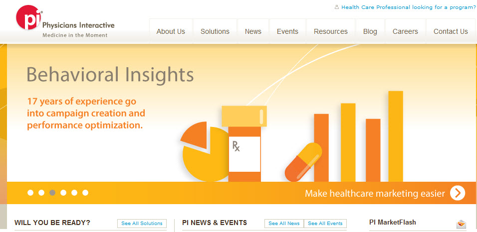 Physicians Interactive acquires patient community MedHelp, marking entry to consumer market