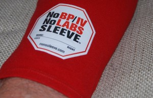 Picture of NoNo Sleeve on Arm