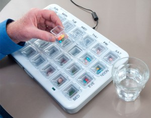 Fundraising Electronic Pill Dispenser Firm To Improve