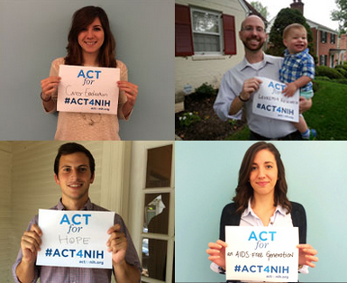 #Act4NIH: Social media push underway to restore research funding at NIH