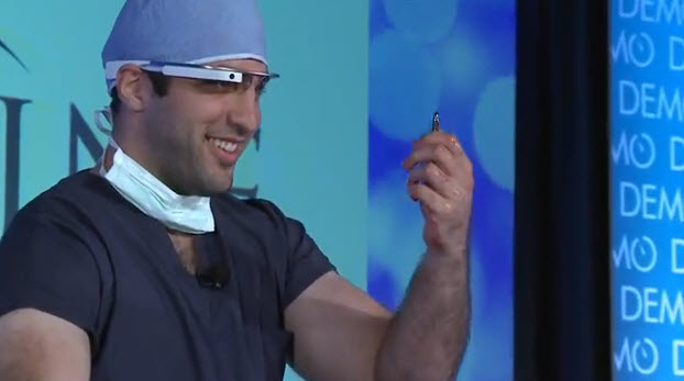 Betting on Google Glass for surgeons pays off big time for Austin startup