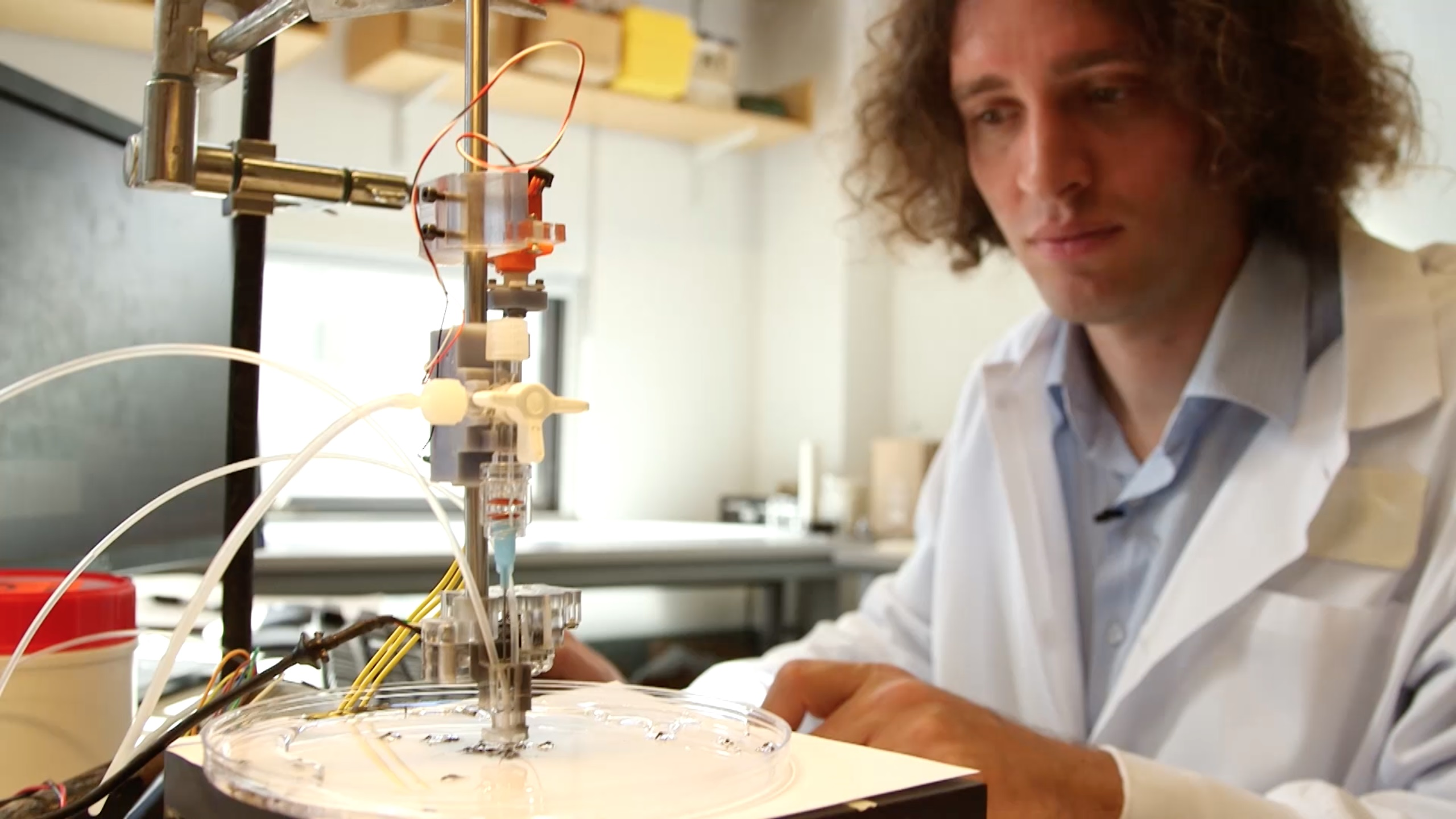 A mosquito-dissecting robot could help bring the coveted malaria vaccine closer to reality