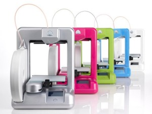 Staples 3D printer