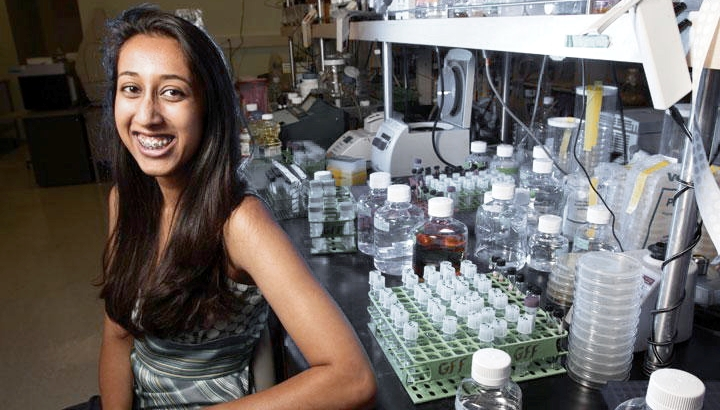 21-year-old biotech leader: How I waged a tech transfer debate & won nondilutive funding