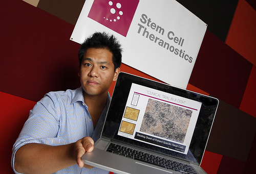 Stem Cell Theranostics