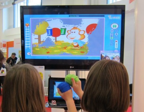 A webcam, Wi-Fi and 2 beanbags enable remote developmental therapy for kids with disabilities