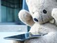 Think Build-A-Bear meets medical monitor.