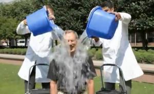 Toby Cosgrove ice bucket challenge
