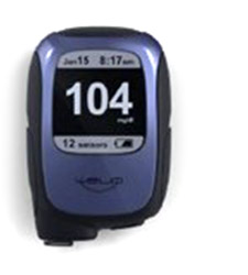 Trio glucose meter by Pepex Biomedical