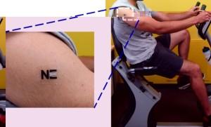 UCSD biosensor tattoo