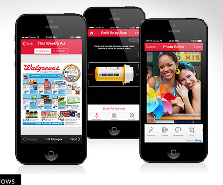 Jones: Walgreens has the best app in the world