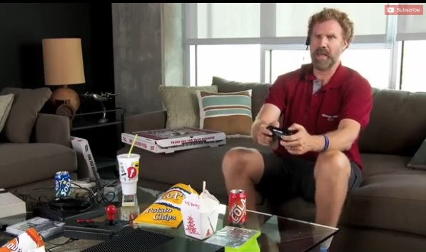 Crowdfunding, therapeutic video games and Will Ferrell have something in common
