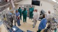 A tour of the da Vinci Surgical System at Fort Belvoir Community Hospital in Virginia.