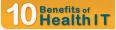 benefits of healthIT