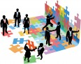 bigstock-Business-people-collaborate-to-28350953