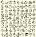 bigstock-People-faces-doodle-cartoon-e-25672391