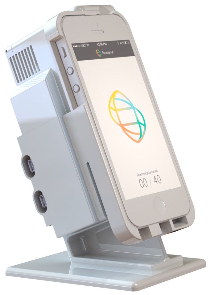 Ebola Watch: Biomeme's smartphone diagnostic to be used to track Ebola virus in West Africa