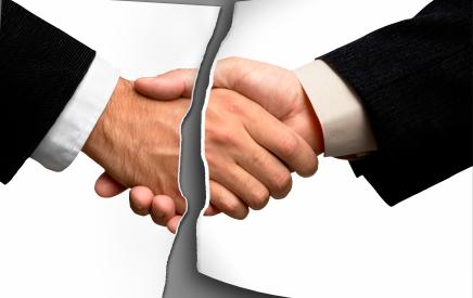 Marts resources inc. Terminates agreement