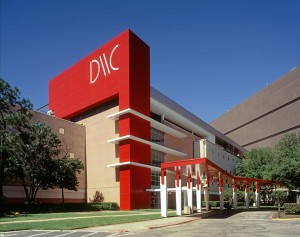 The Dallas Market Center managed by the Market Center Management Company