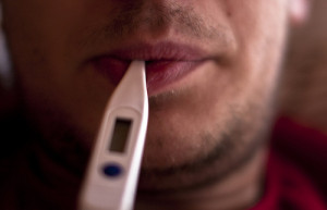 fever thermometer temperature