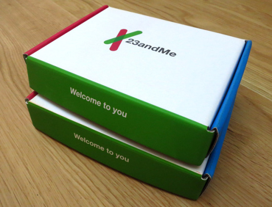 FDA to 23andMe: Stop selling spit kits