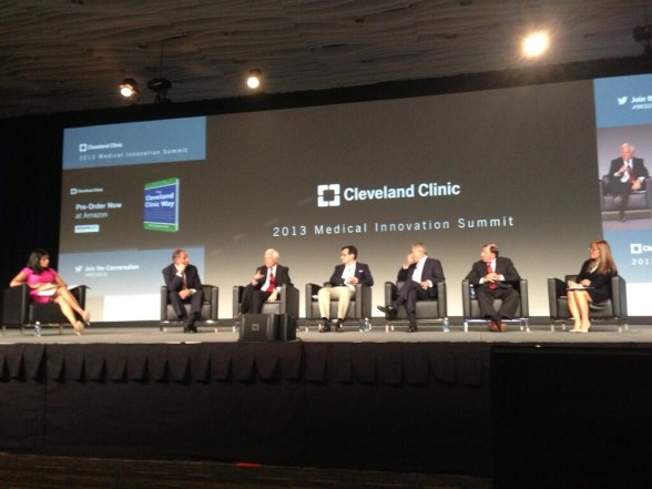 healthcare CEO panel