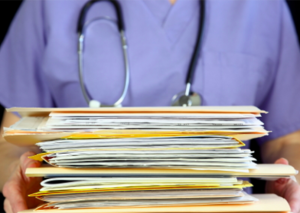 healthcare-paperwork