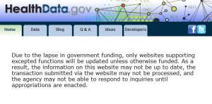 shutdown federal shutdown