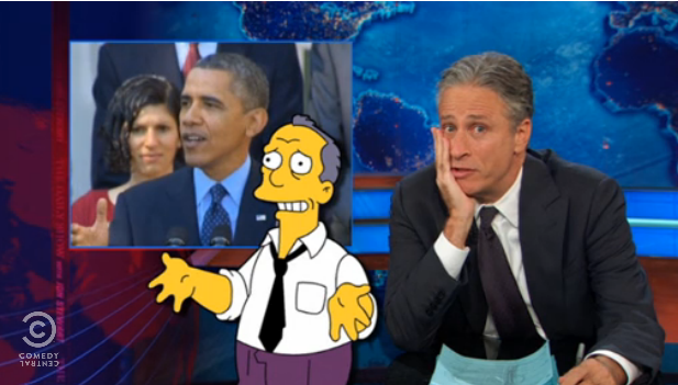 Jon Stewart on Healthcare.gov: 99 problems, but a glitch . . . is all of them