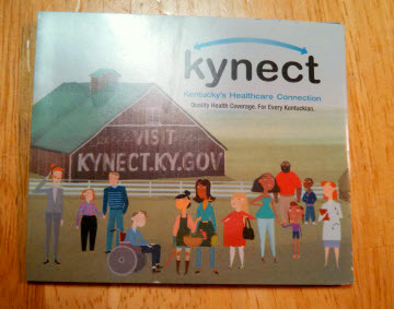 Kynect brochure health insurance marketplace