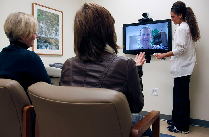 In rural SC, telepsychiatry cuts wait times for mental health exams from 4 days to 10 hours
