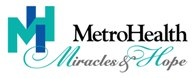 MetroHealth System logo, courtesy of MetroHealth