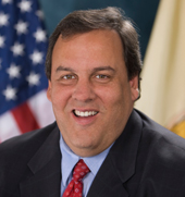 NJ Gov Chris Christie