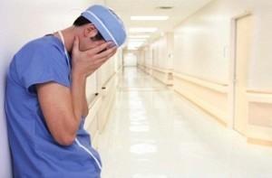 nurse injury