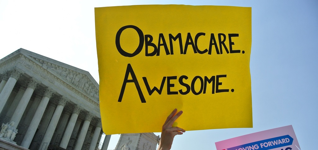 New data shows Affordable Care Act is making a positive difference